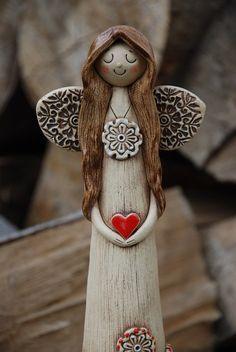 andílek - jednoduchý obličejíček :-)