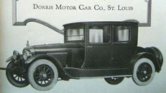 Many of us have an auntie Doris; the US car company named after her is much older, dating back to th... - Wikipedia
