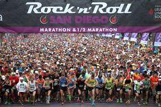 Rock'n'Roll Marathon Preview Run   Movin Shoes