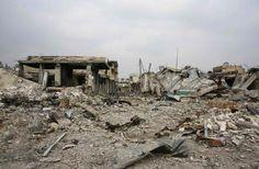 village détruite syrie - Recherche Google