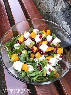 Feta Salad, Cobb Salad, Mango, Healthy Recipes, Healthy Food, Food And Drink, Cooking, Diet, Manga