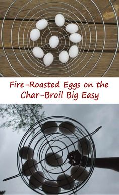 I love my Char-Broil Big Easy. It gets a workout on a regular basis. Usually, it's loaded with poultry or on occasion, ribs. This time I set out to try something totally new: roasting eggs. Why? Because I wanted to make a batch of egg salad, that's why!