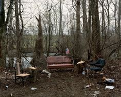 Alec Soth, 'Luxora, Arkansas', Image courtesy of Beetles + Huxley and Sean Kelly Gallery. Mississippi, Magnum Photos, Gothic Aesthetic, American Gothic, Southern Gothic, Back To Nature, The Villain, Vaporwave, Minneapolis