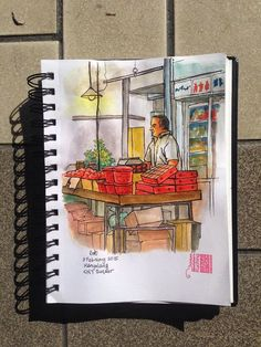 Urban Sketchers Kuching