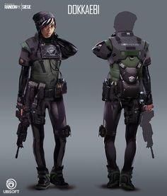 DOKKAEBI final concept by I-GUYJIN-I