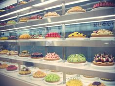 dessert shop, Tokyo, Japan