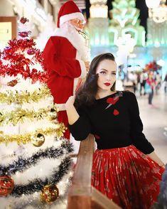 Love Fashion, Fashion Beauty, Girl Fashion, Vintage Fashion, Fashion Ideas, Mode Vintage, Vintage Girls, Idda Van Munster, Retro Christmas