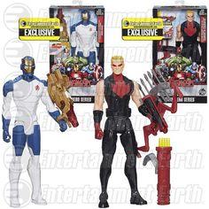 ToyzMag.com » Avengers Titan Heroes 2 exclu pour Entertainment Earth