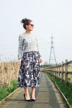 Outfit | Culottes On The Marshes