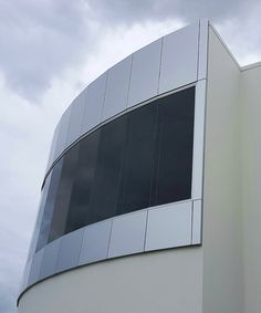 Arco Architectural Systems installation - Aodeli aluminium composite panel Zupps Project Ormeau