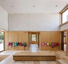 Bernard Quirot architecte + associés, Luc Boegly · Mairie et périscolaire à Echenoz-la-Méline