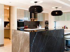Make your kitchen pop with Bravvo Stone. Choose from marble, quartz, limestone, granite and many more. Stone Bench, Granite Kitchen, Travertine, Natural Stones, Marble, Inspiration, Furniture, Home Decor, Biblical Inspiration