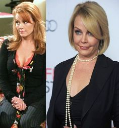 Gail O'grady, Pearl Necklace, Actresses, Fashion, String Of Pearls, Female Actresses, Moda, Fashion Styles, Pearl Necklaces