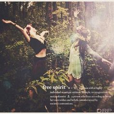 Free spirit! ☾✯☮circlingindizziness☮✯☽