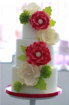 spring-wedding-cake.png (427×652)
