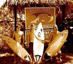 Quiénes Somos | Fischer Bros - Surfboard Design, Costa Rica. Custom Boards, Surf Shop, Surf Rentals, Playa Hermosa, Jaco.