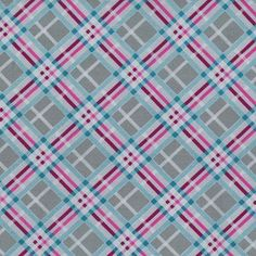 Amy Barickman - Vintage Made Modern - Plaid in Gray