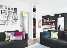 Farverigt familiehjem | Boligmagasinet.dk