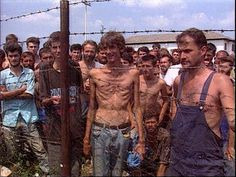 Prijedor - Bosnia and Herzegovina (This is not Holocaust, nor Auschwitz, nor 1941... This is Prijedor, Bosnia 1992-1995. Serb held Manjača Concentration Camp)