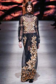 Long dress Alberta Ferretti
