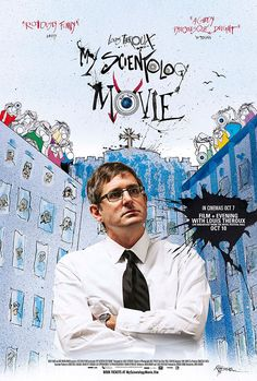 My Scientology Movie: Live Q&A With Louis Theroux