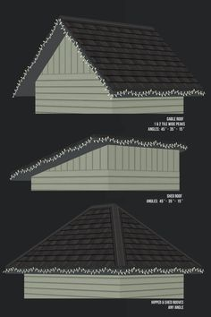 Mod The Sims - Holiday Roof Lights