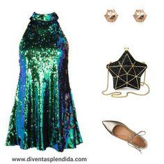 #outfit   #capodanno   Segui  💖💖💖 www.diventasplendida.com    💖💖💖