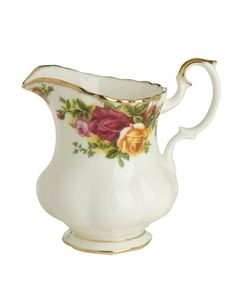 "Royal Albert ""Old Country Roses"" Creamer, 7.5 oz - Fine China - Dining & Entertaining - Macy's"