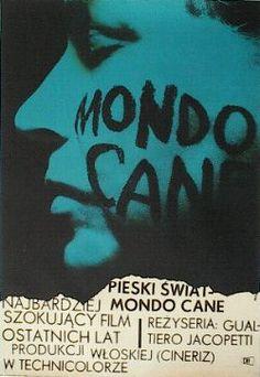 Mondo Cane, Polish poster design