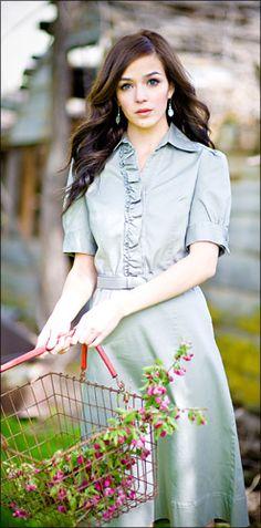 I LOVELOVELOVE this dress!