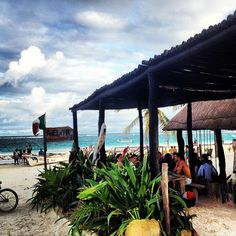 "Bar Adelita, Tulum: ""A Slice of Hippie Paradise"" - A Girl and Her GoPro"