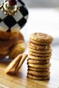 ohmahgodcookies:  Grandma's Snickerdoodles on We Heart It....