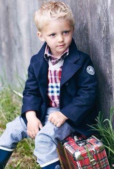 Riverwoods, moda infantil, ropa para niños y niñas colección de invierno, moda de Riverwoods