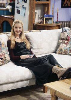 Phoebe Buffay, Friends