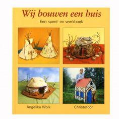Wij Bouwen Een Huis Grade 3, Third Grade, Spring Crafts, Books To Read, Homeschool, Reading, Kids, House, 3 Year Olds