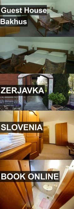 Guest House Bakhus in Zerjavka, Slovenia. For more information, photos, reviews and best prices please follow the link. #Slovenia #Zerjavka #travel #vacation #guesthouse