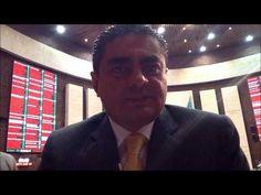 Diputado Federal PRD Luis Cházaro habla sobre Reforma Energética - YouTube
