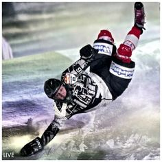 Crashed, crashed ice, ice baby - Landgraaf