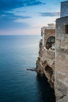 Polignano a Mare, Bari, Apulia, Italy