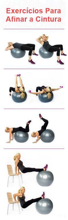 Os 8 Exercícios Ideais Para Definir a Cintura  #saúde  #saudeebemestar  #fitness  #fit  #natureba