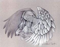 pictures of angels with children - Bing Images