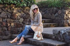 coat by rachel zoe, and the shoes too...Sterling Style