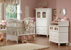 Quartos de meninas bebês - veja decorações lindas! - Decor Salteado - Blog de Decoração e Arquitetura