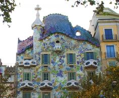 Gaudi's Barcelona - Going Places Online Magazine - Malaysia Airlines In-Flight Magazine