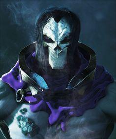 Darksiders Horsemen, Darksiders Death, Game Character, Character Concept, Character Design, Concept Art, Clowns, Dark Sider, Beautiful Dark Art