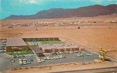 Holiday Inn - Albuquerque New Mexico 1960s