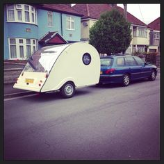 Just on our way to deliver Bernard for our customer to Glastonbury Festival :)
