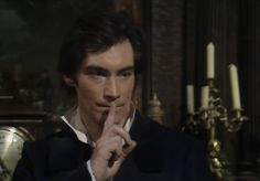 Timothy Dalton as Rochester in Jane Eyre (TLE)