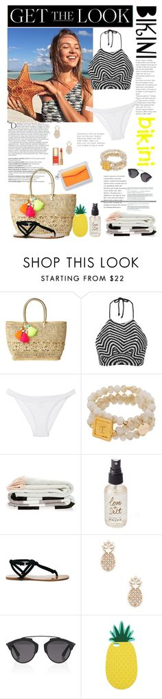 """""""Senza titolo #5031"""" by waikiki24 ❤ liked on Polyvore featuring Balmain, Lilly Pulitzer, Mara Hoffman, Heidi Klein, Olivine, Sole Society, Dolce&Gabbana, Christian Dior, Miss Selfridge and GetTheLook"""
