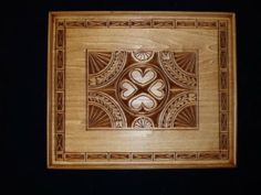 WOOD ETCHING ONE OF A KIND ALL HAND CARVED by HOLIWOOD on Etsy, $75.00
